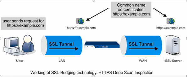 ssl-bridging-technology