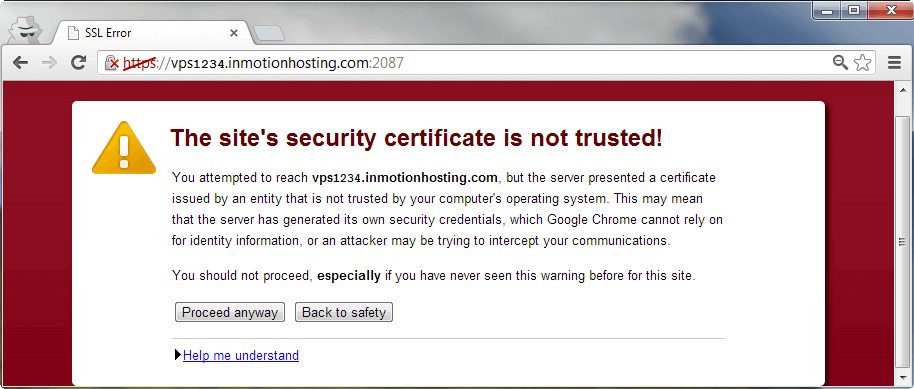 ssl-certificate-error-in-google-chrome