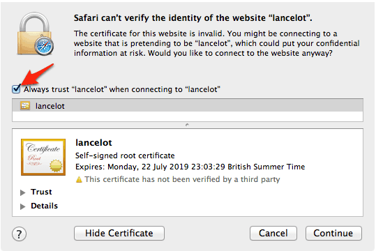 self-signed-root-certs-in-safari
