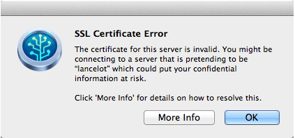 stash-server-ssl-error