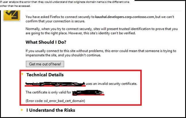 certificate-mismatch-error-in-firefox