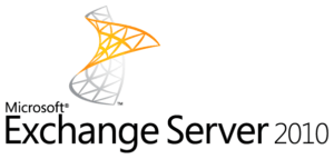 microsoft exchange 2010 logo