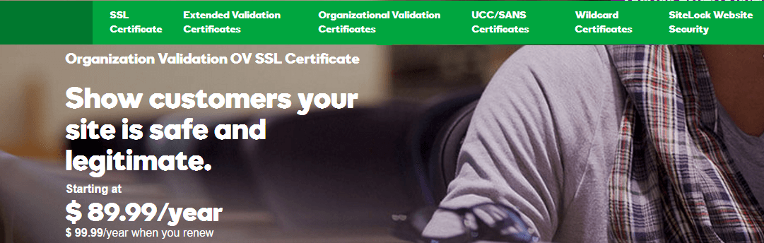 GoDaddy SSL Certificates Reviews | AboutSSL org