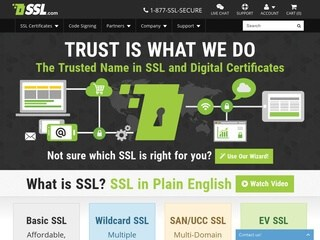 ssl.com screen shot