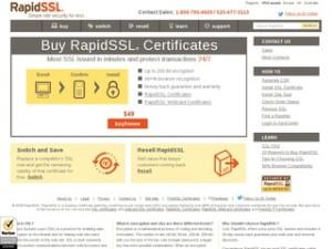 RapidSSL SSL Certificate