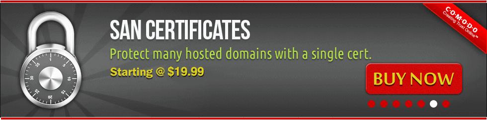 comodo-multi-domain-san-ssl-certificate-banner