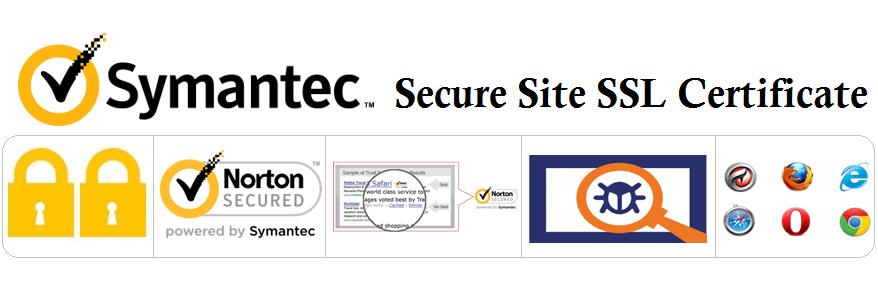 symantec secure site ssl