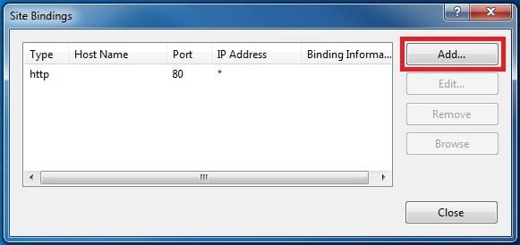 iis-site-binding