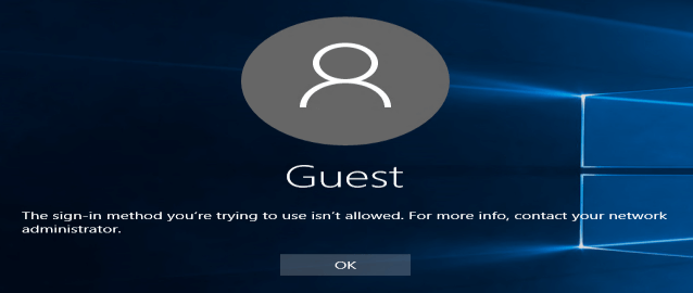 no-guest-login-option