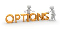 Options, Options & More Options
