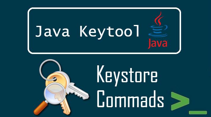 java-keytool-commands