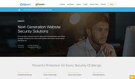 symantec ssl certificate screenshot