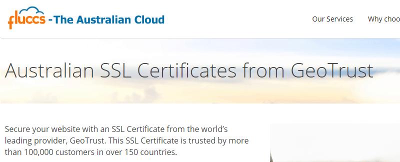 fluccs-ssl-provider-australia