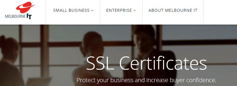 melbourneit-ssl-provider-australia