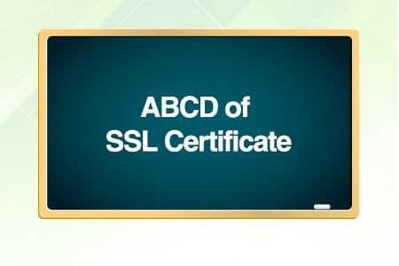 abcd of ssl certificate