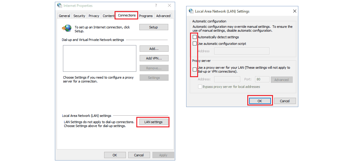 lan-settings-connections