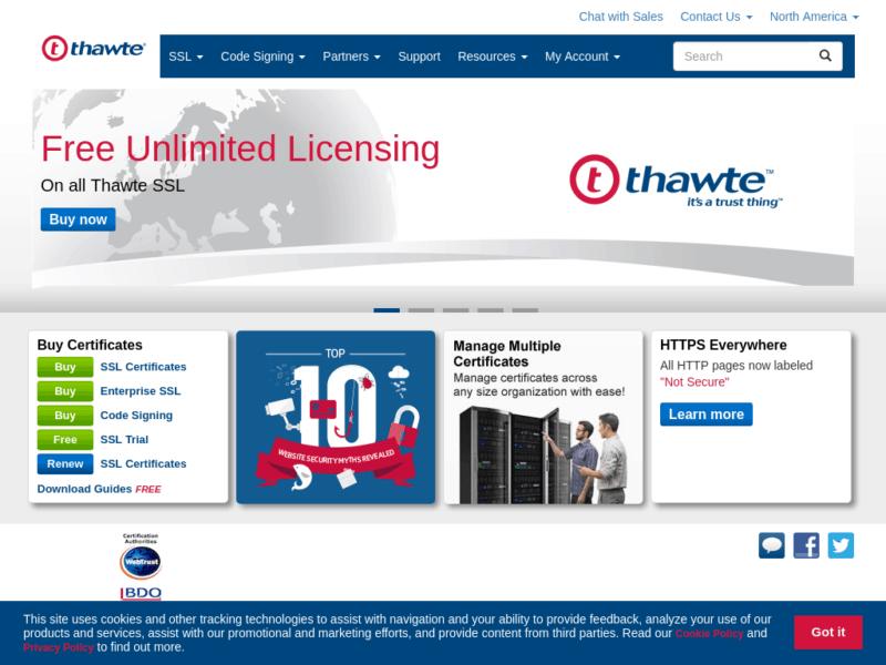 thawte-image-ssl-product-review