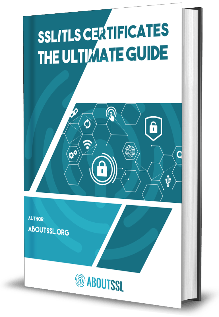 aboutssl ssl guide ebook cover image