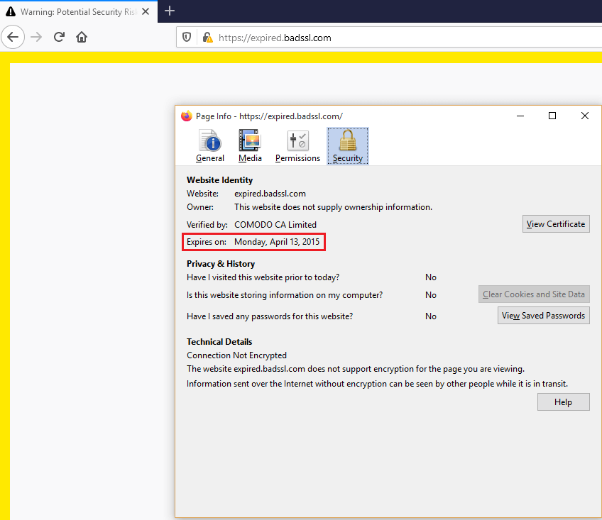 firefox-expired-certificate-date