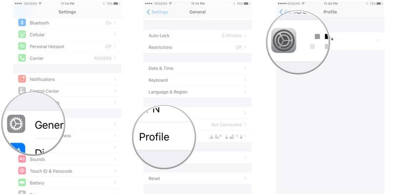 iphone-general-profile