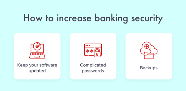 increase banking security