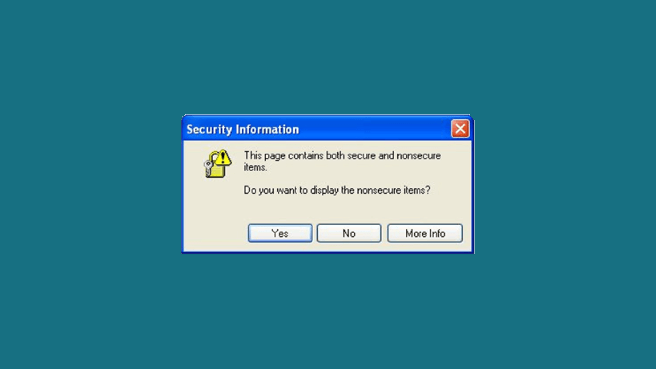 secure-and-nonsecure-items