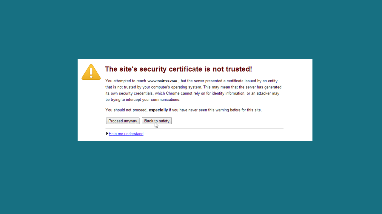sites-security-certificate-has-expired