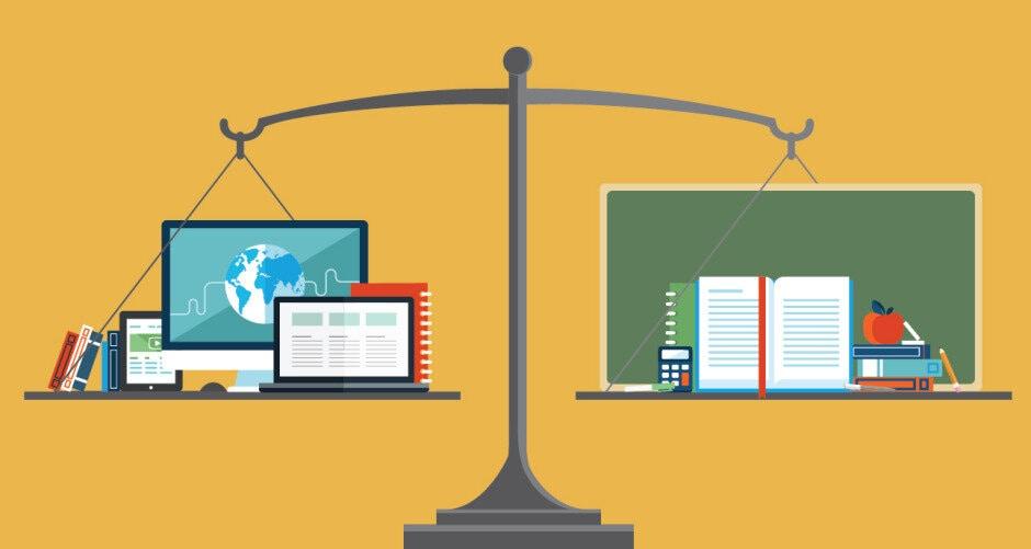 Online education advantage/disadvantage